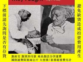 二手書博民逛書店Together罕見They Fought: Gandhi-ne