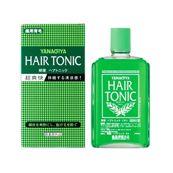 日本柳屋 Yanagiya雅娜蒂 髮根營養液(超爽快)240ml 護髮素 養髮水 養髮液【聚美小舖】