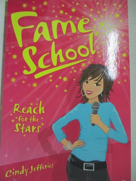【書寶二手書T1/兒童文學_CR6】REACH FOR THE STARS_Cindy Jefferies, Cindy Jefferies