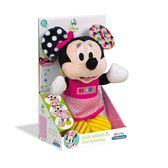 【美國Disney迪士尼】米妮手感啟蒙娃娃 CL17164