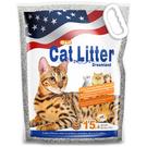 【寵物王國】CARL卡爾-天然活性碳多功能貓砂(無香/ 無塵/ 低敏)7kg