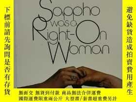 二手書博民逛書店關於女同性戀的解放罕見Sappho was a Right on