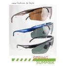 偏光太陽眼鏡 MIT運動款 實用多工上掀式鏡片 抗UV400 防眩光