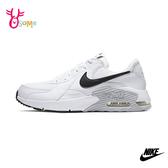 NIKE AIR MAX EXCEE 成人男款 運動鞋休閒鞋 P7236#白色◆OSOME奧森鞋業