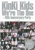 KinKi Kids寫真專集:We`re The One~20th Anniversary Party~