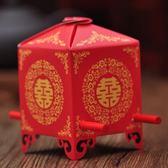 喜糖盒子中式糖盒紙盒回禮喜糖袋糖果盒