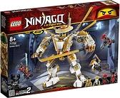 LEGO 樂高 幻影忍者 黃金機器人 71702