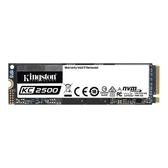 新風尚潮流 【SKC2500M8/2000G】 金士頓 M.2 固態硬碟 2TB KC2500 SSD 2280 NGFF PCIE Gen3.0 NVMe