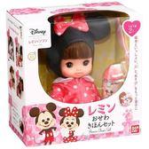日本限定 BANDAI 美樂 米妮 Baby版 玩偶娃娃 玩具套組