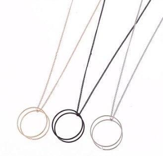 【找到自己】韓國直出百搭 男 女 項鍊幾何圖形 歐美項鍊風格 暗黑系