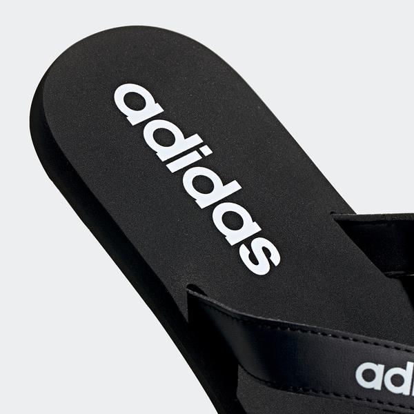 【現貨】ADIDAS EEZAY FLIP-FLOPS 男鞋 女鞋 拖鞋 夾腳拖 防水 海灘 黑【運動世界】EG2042