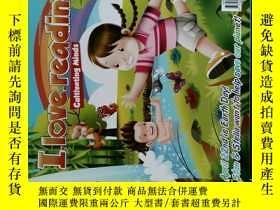 二手書博民逛書店I罕見love reading cultivating minds volume 1 issue 3 兒童讀物