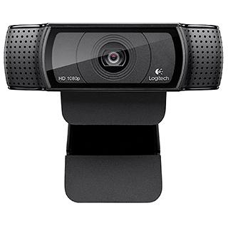 【美國代購-現貨】羅技 Logitech HD 網路攝影機 C920E HD Pro Webcam 1080P 卡爾蔡司光學鏡頭 內建雙麥克風