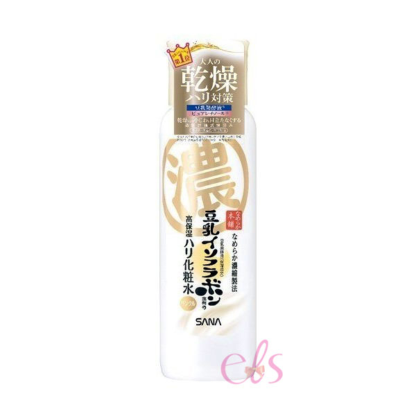 SANA 莎娜 豆乳美肌緊緻潤澤化妝水 200ml ☆艾莉莎ELS☆