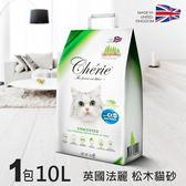 英國 法麗  有機處女松木貓砂 10L/5.5kg 1包 多國貓友推薦