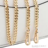 包包鍊條帶配件帶包鍊子單肩帶斜背包帶子斜寬鐵鍊金屬鍊 琉璃美衣
