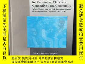 二手書博民逛書店Digital罕見Health Innovation for C