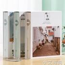 5寸6寸7寸200張過塑可放裝插頁式家庭相冊本簡約情侶紀念冊影集 小艾新品