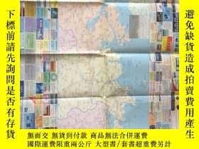 二手書博民逛書店甬臺溫高速公路地圖罕見寧波臺州溫州Y26928 哈爾濱地圖