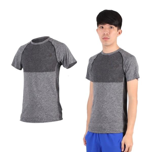 NEW BALANCE 男短袖T恤(慢跑 路跑 休閒 運動 上衣 紐巴倫 NB 免運≡體院≡