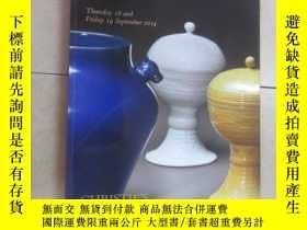 二手書博民逛書店英文書:FINE罕見CHINESE CERAMICS AND WORKS OF ART PART I 18--19