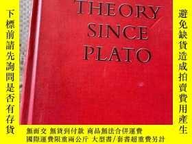 二手書博民逛書店CRITICAL罕見THEORY SINCE PLATOY155973 外文 外文 出版1971