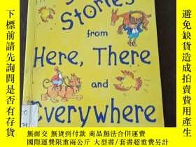 二手書博民逛書店Literacy罕見World Satellites Fiction: Stage 3: Silly Storie