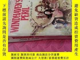 二手書博民逛書店【英文原版】Windhaven s罕見Peril( 如圖)Y25633 Marie de Jourlet Pi
