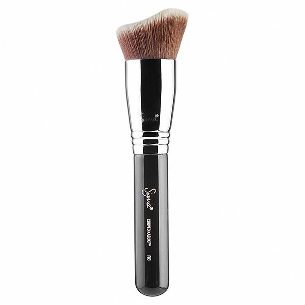 Sigma F83-曲線粉底刷修容刷 Curved Kabuki Brush - WBK SHOP