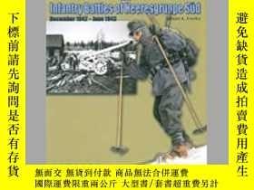 二手書博民逛書店Operation罕見Little Saturn Infantry Battles of Heeresgruppe