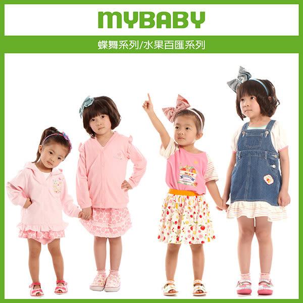 【愛的世界】荷葉邊吊帶裙/4~8歲-中國製- ★春夏下著