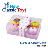 【荷蘭 New Classic Toys】蜜糖甜心杯子蛋糕 10627
