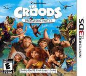 3DS The Croods: Prehistoric Party! 克魯德一家 史前聚會(美版代購)
