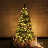 新款聖誕節裝飾金邊鬆針加密聖誕樹1.5米1.8米2.1米2.4米3米套餐「時尚彩虹屋」