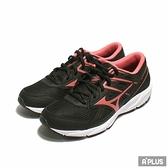 MIZUNO 女慢跑鞋 MAXIMIZER 23 寬楦 黑桃-K1GA210164