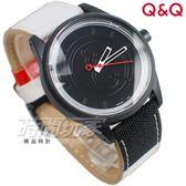 Q&Q SmileSolar 009 日本機芯 太陽能防水手錶 黑紋棕 男錶 女錶 中性錶 RP00J009Y
