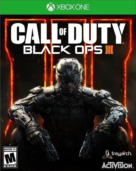 X1 Call of Duty: Black Ops III 決勝時刻:黑色行動 3(美版代購)