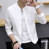 85折 防曬衣男夏季新款韓版外套修身潮外套男士【99狂歡購】
