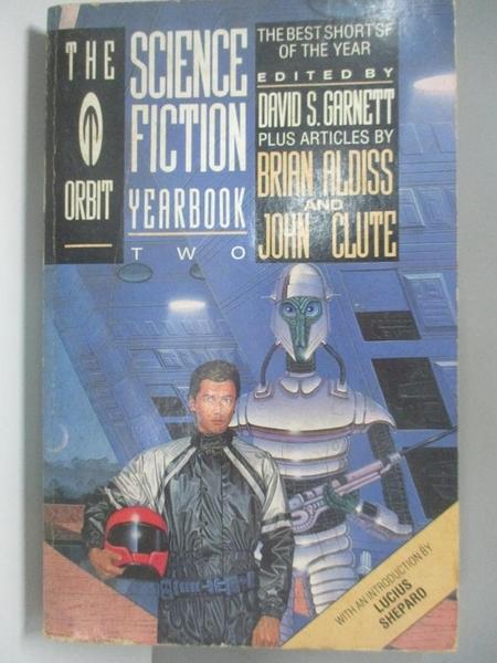 【書寶二手書T5/原文小說_AID】Orbit Science Fiction Year Book: No. 2_David S. Garnett