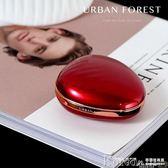 暖手寶 都市之森Urban Forest海貝殼暖手寶鏡子送女友生日創意禮物【韓國時尚週】