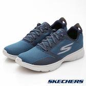 SKECHERS 男款 GO Walk 4 健走鞋54169 NVGY / 城市綠洲 (美國品牌、輕量、避震、運動休閒鞋)