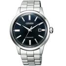 CITIZEN星辰經典簡約機械錶 NK0000-95L 藍
