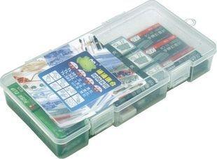 聯府 (大)A通通集合長型盒 口罩收納盒 TL301 TL-301