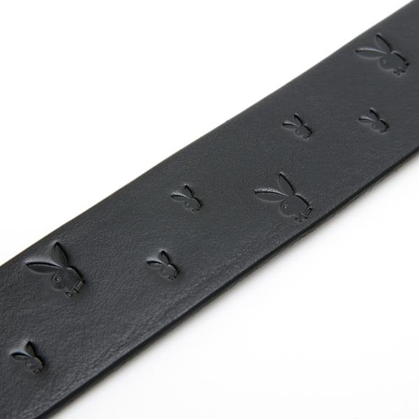 PLAYBOY- 皮帶 皮帶系列-黑色