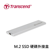 Transcend 創見 TS-CM80S M.2 SSD 硬碟外接盒