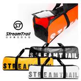 【狠防水】日本 Stream Trail 防水蛙鞋袋 長版 戶外活動 防水包 水上活動 衝浪 潛水 蛙鞋包