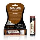 美國ECO LIPS 依蔻麗唇 天然護唇膏 超潤澤彩漾(可可摩卡 _咖啡紅) ★短效促銷