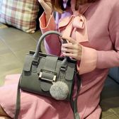 新款春夏女士手提包韓版小方包磨砂斜跨女包鎖扣小包包潮 CY潮流站