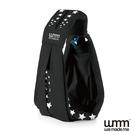 【限時特價↘】英國 WMM Smile 舒服5式親密揹巾/背巾 輕盈版 巨星典藏款 -黑