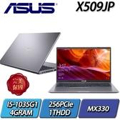 "X509JP-0101G1035G1/星空灰/I5-1035G1/4G/256SSD+1THDD/MX330/15.6"""